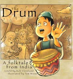 Cover for The Drum