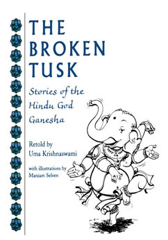 Cover for Broken Tusk
