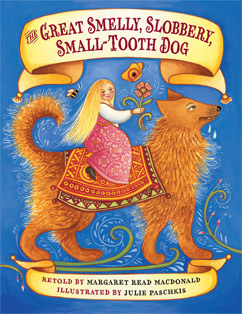 Cover for Great Smelly, Slobbery, Small-Tooth Dog