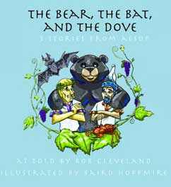 Cover for Bear, the Bat, and the Dove