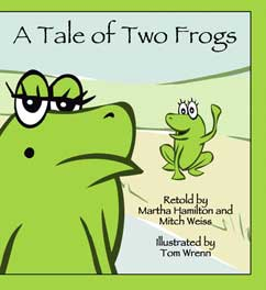 Cover for Tale of Two Frogs