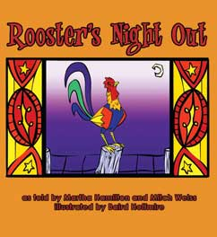 Cover for Rooster's Night Out