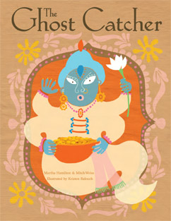 Cover for Ghost Catcher