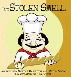 Cover for Stolen Smell