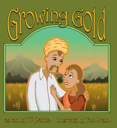 Cover for Growing Gold