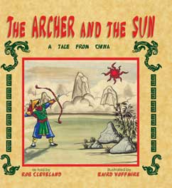 Cover for Archer and the Sun