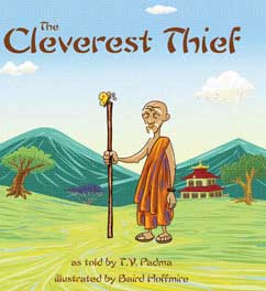 Cover for Cleverest Thief