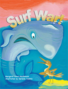 Cover for Surf War !