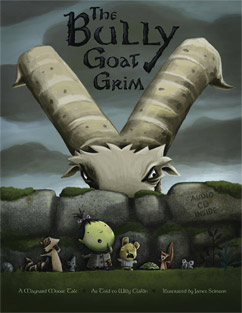 Cover for Bully Goat Grim