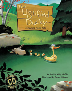 Cover for Uglified Ducky