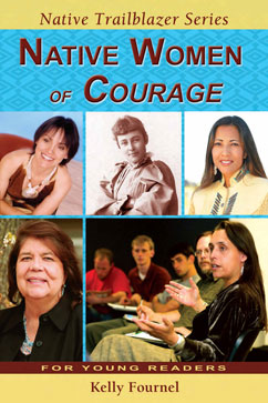 Cover for Native Women of Courage