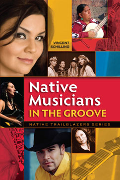 Cover for Native Musicians in the Groove