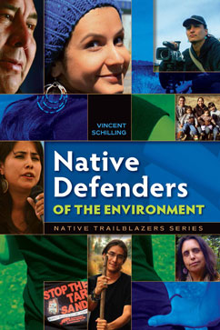 Cover for Native Defenders of the Environment