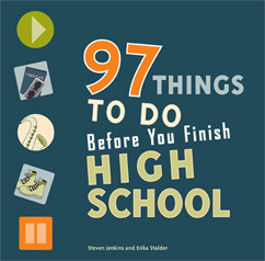 Cover for 97 Things to Do Before You Finish High School