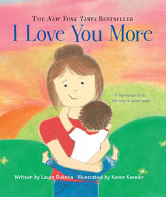 Cover for I Love You More