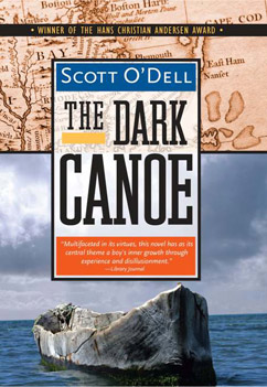 Cover for Dark Canoe