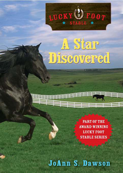 Cover for Star Discovered