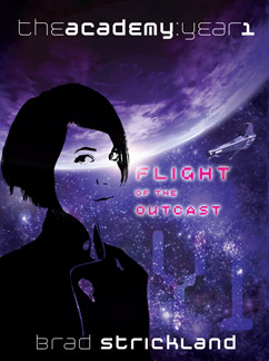 Cover for Flight of the Outcast