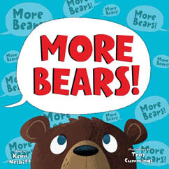 Cover for More Bears!