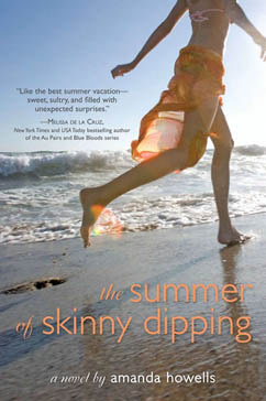 Cover for The Summer of Skinny Dipping