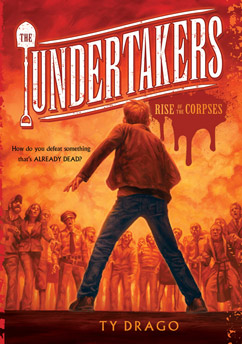 Cover for Undertakers: Rise of the Corpses