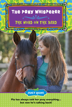 Cover for Pony Whisperer: The Word on the Yard