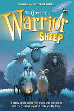 Cover for Quest of the Warrior Sheep