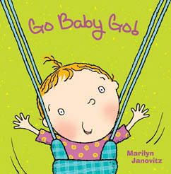 Cover for Go Baby Go