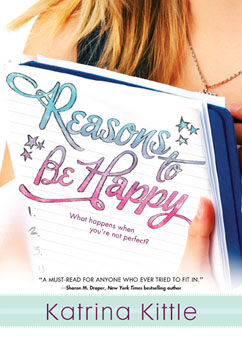 Cover for Reasons to Be Happy