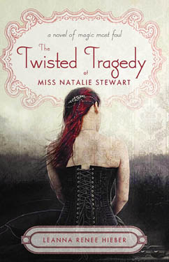 Cover for Twisted Tragedy of Miss Natalie Stewart