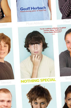 Cover for Nothing Special
