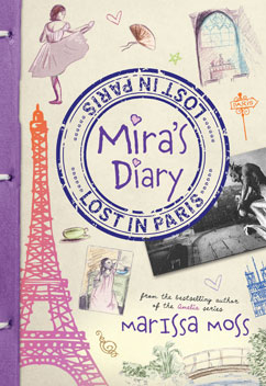 Cover for Lost in Paris