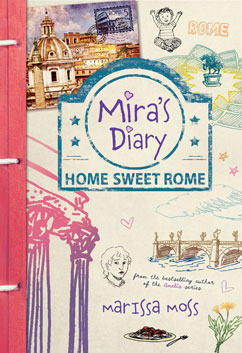 Cover for Home Sweet Rome