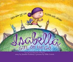 Cover for Isabella: Girl on the Go