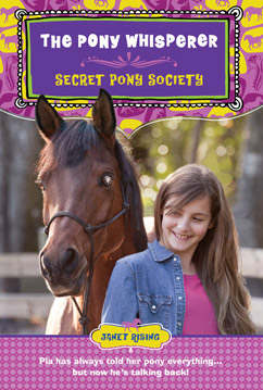 Cover for Secret Pony Society