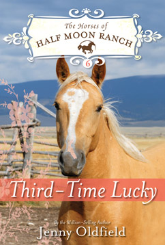 Cover for Third-Time Lucky
