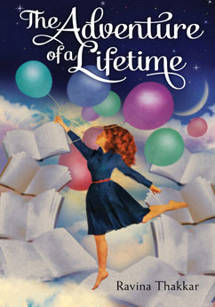 Cover for Adventure of a Lifetime