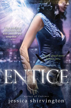 Cover for Entice
