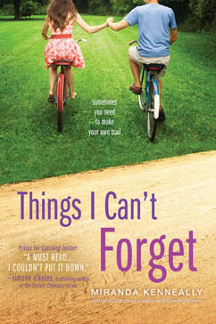 Cover for Things I Can't Forget
