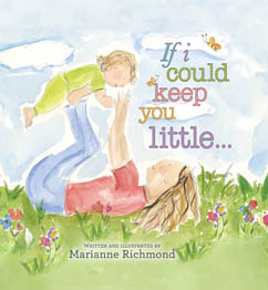 Cover for If I Could Keep You Little