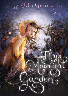 Cover for Tilly's Moonlight Garden