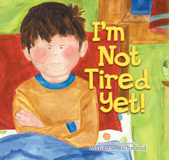 Cover for I'm Not Tired Yet!