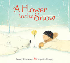 Cover for Flower in the Snow
