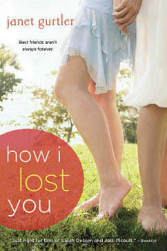 Cover for How I Lost You
