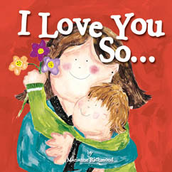 Cover for I Love You So...