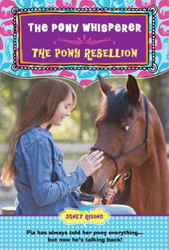 Cover for Pony Rebellion