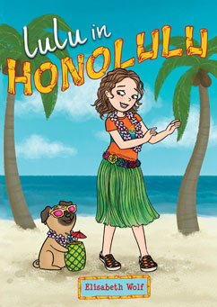 Cover for Lulu in Honolulu
