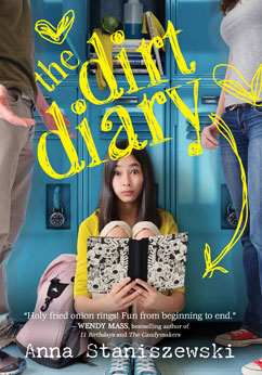 Cover for Dirt Diary