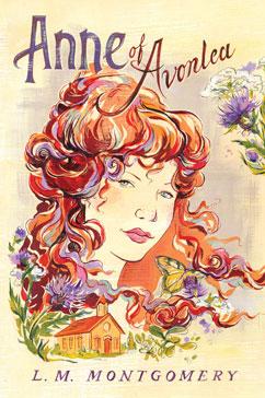 Cover for Anne of Avonlea