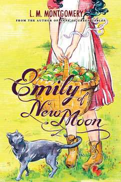 Cover for Emily of New Moon